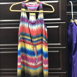 Twelfth Street by Cynthia Vincent Multicolor Dress